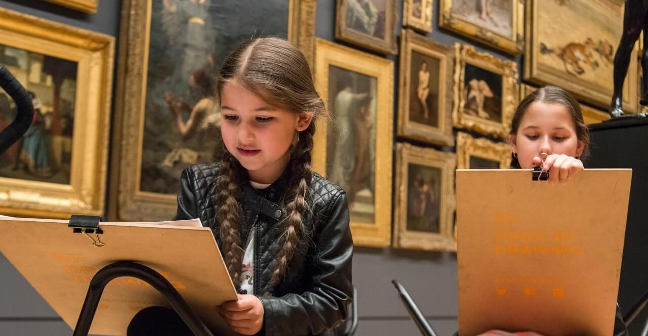 School Holidays at NGV