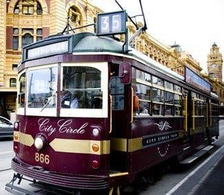 MELBOURNE-Blog-CityCircleTram