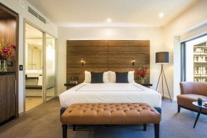 King Flinders Room | Hotel in Melbourne | Hotel Melbourne CBD | Holiday Inn Melbourne on Flinders