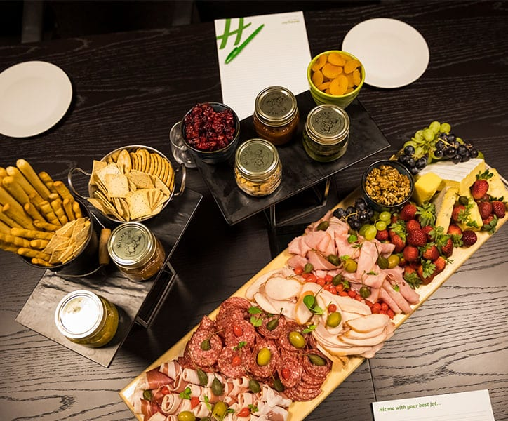 How to put together the ultimate grazing platter | Holiday Inn