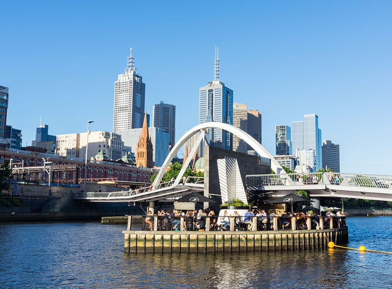 Instagramable Melbourne :Ponyfish Island
