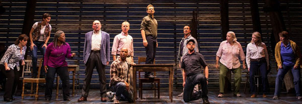 Come From Away Melbourne Cast