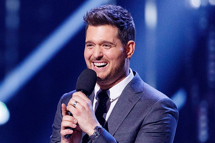 Michael Buble Melbourne Concert 2020
