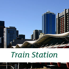 Southern Cross Train Station