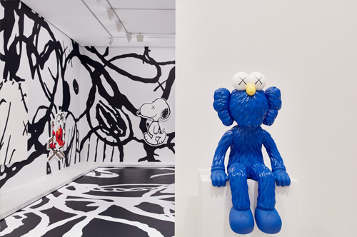 KAWS Exhibition NGV International