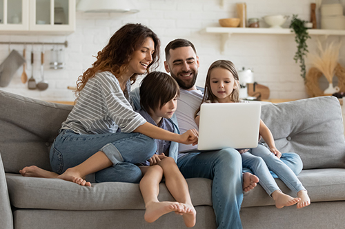 Family Activities to do at home