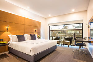 Melbourne Accommodation Executive Guestroom